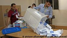 Irak Referendum der Kurden (Foto: picture-alliance/AP Photo/K. Mohammed)