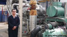 Gemeinsam mit der Gesellschaft für internationale Zusammenarbeit versucht die tunesische Industrie ihre Treihausgasemissionen zu reduzieren, dazu gehört die Einführung energieeffizienter Technologien wie z.B. Kraftwärmekopplung, die Nutzenergie herstellt. Außerdem sollen Energie effiziente Maßnahmen wie z.B. der Einbau von Wärmetauschern den Energieverbrauch in den Unternehmen senken. Zusammenarbeit mit 4 Unternehmen, darunter die größte Brauerei des Landes, die SFBT und der Keramikhersteller Somocer