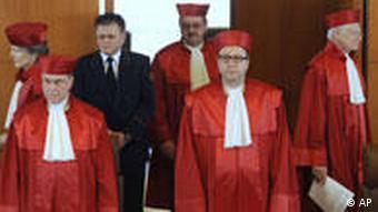 Verfassungsgericht entscheidet über Einsatz von Wahlcomputern