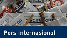 Symbolbild Presseschau Pers Internasional