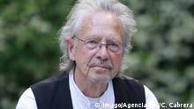 Porträt Peter Handke