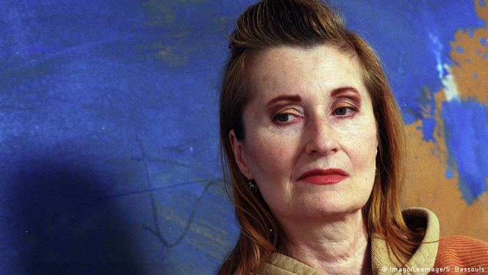 Elfriede Jelinek (Imago/Leemage/S. Bassouls)