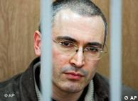 Portrait von Michail Chodorkowski (Foto: AP)