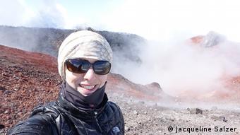 Deutschland Jacqueline Salzer Geophysikerin (Jacqueline Salzer)
