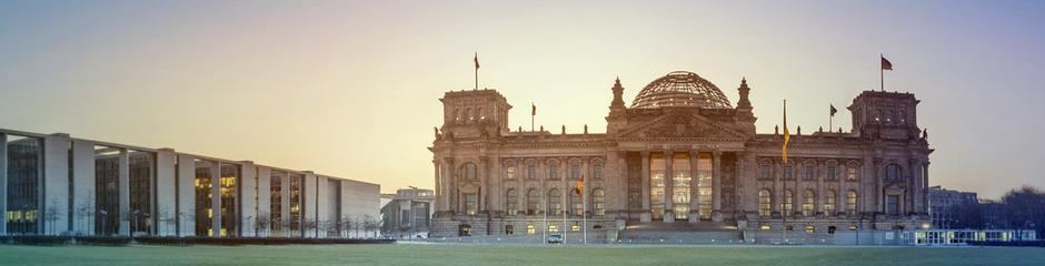 DW Bundestagswahl (Nach der Wahl) Themenheader