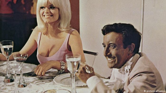 The Party with Peter Sellers (picture-alliance)