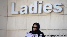 Saudi Arabien Frauen Frauenrechte