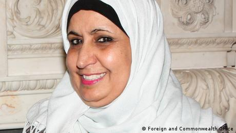 Norah Abdullah Al-Faiz (Foreign and Commonwealth Office)