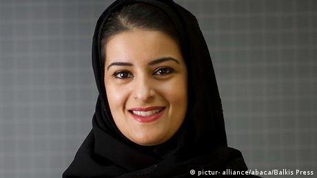 Sarah Al Suhaimi (pictur- alliance/abaca/Balkis Press)