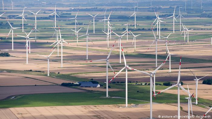 Deutschland Windenergie