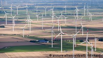 Ветропарк в земле Шлезвиг-Гольштайн