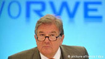 یورگن گروسمن، مدیر اجرایی شرکت RWE میگوید، انتقال گاز از مسیر دریای خزر امکانپذیر است