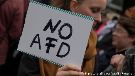 Ανεπιθύμητη συντροφιά οι βουλευτές του AfD