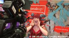 #speakup! Cosplay (DW Akademie, Carolina Machhaus)