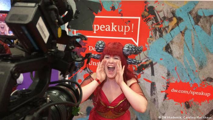#speakup! Cosplay