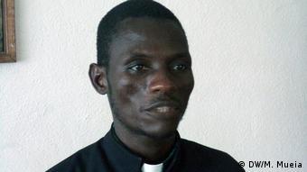 Mosambik Priester Jucelino Kulibena