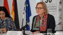 Susanne Schütz deutsche Botschafterin in Albanien