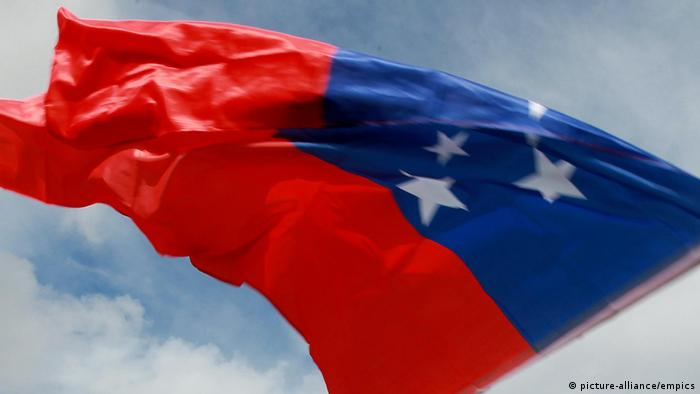 Flagge Samoa (picture-alliance/empics)