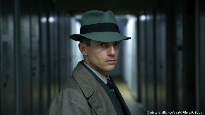 Volker Bruch as Detective Gereon Rath (picture-alliance/dpa/X Filme/F. Batier)