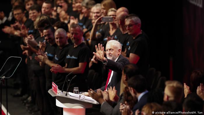 UK Jährlicher Parteitag von Labour (picture-alliance/Photoshot/H. Yan)