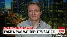 Paul Horner CNN Interview