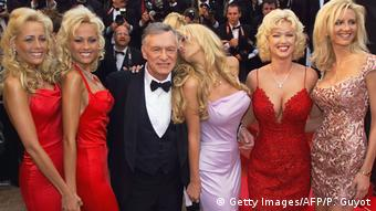 Hugh Hefner Gründer Playboy Magazin