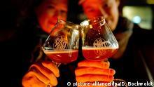 Bier aus der Mikrobrauereien