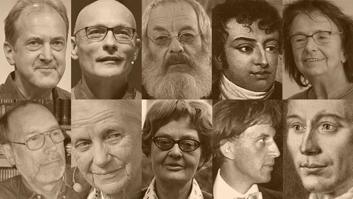 Bildergalerie Übersetzer und Autoren als Übersetzer