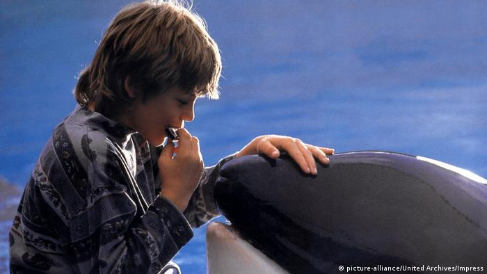 Filmstill Free Willy - Ruf der Freiheit (picture-alliance/United Archives/Impress)