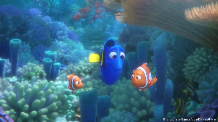 Filmstill - Findet Dorie (picture-alliance/dpa/Disney/Pixar)