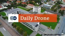 Daily Drone DD Bauhaus Dessau mit