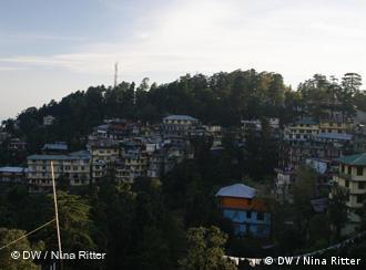 Dharamsala, ibukota eksil TTibet di India