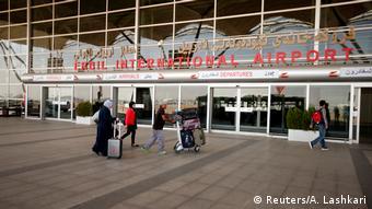 Irak Flughafen Erbil (Reuters/A. Lashkari)