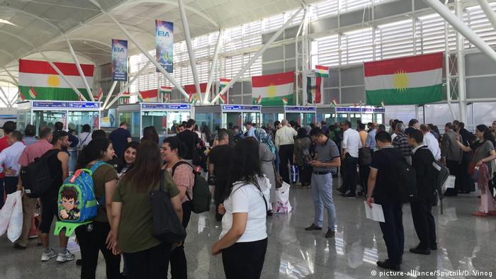 Türk hava sahası IKBY'ye kapatıldı
