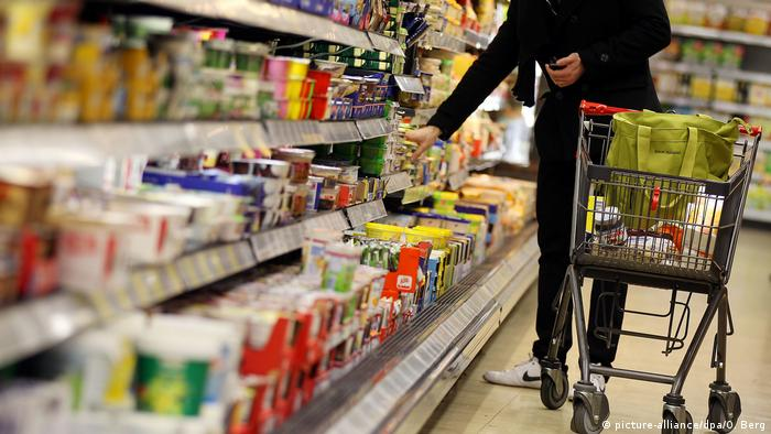 Зловмисник погрожував отруїти їжу в німецьких супермаркетах