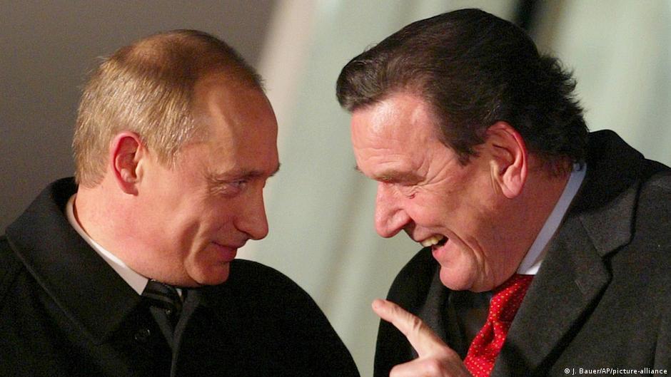 Глава МИД Украины призвал ЕС ввести санкции в отношении Шрёдера | Новости из Германии о Германии | DW | 19.03.2018