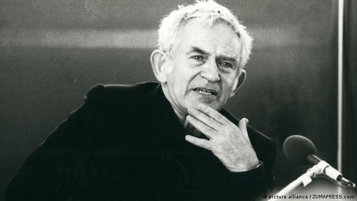 Schriftsteller Norman Mailer