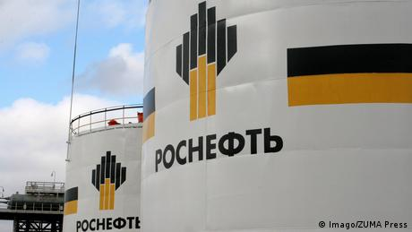 Russland Rosneft-Erdgasfeld in Krasnodar (Imago/ZUMA Press)