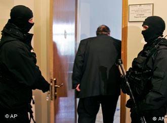 Силовики в офисе Нафтогаза (4 марта 2009 года)