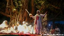 A cultural program where special kinds of singers called the Bauls are performing. Baul is a folk song and a special lifestyle in Bangladesh. A baul singer performs at the Padmahem Dham in Sirajdikhan Upazila of Munshiganj in the Lalon Geeti ashor. The festival has been taking place for the last ten years at the area, and now it has become a fair of Lalon enthusiasts. Lalon artistes and baul singers from different parts of the country participate in the festival. Munshiganj, Bangladesh