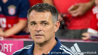 FC Bayern München - Willy Sagnol (picture-alliance/Fotostand/Jakob)
