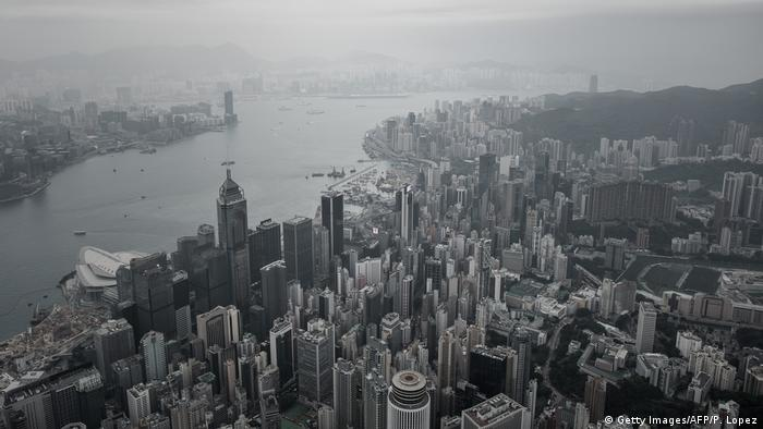 Hongkong Skyline (Foto: Getty Images)
