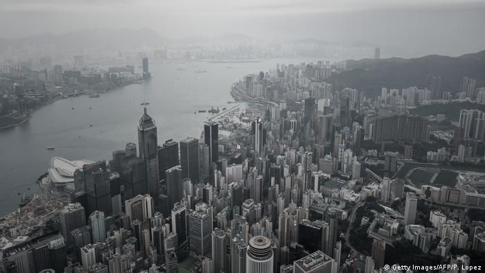 Hongkong Skyline (Getty Images/AFP/P. Lopez)
