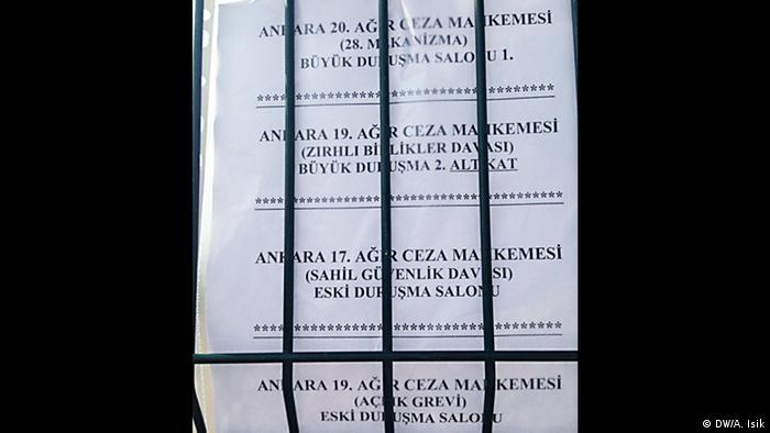 Türkische Akademikerin im Hungerstreik