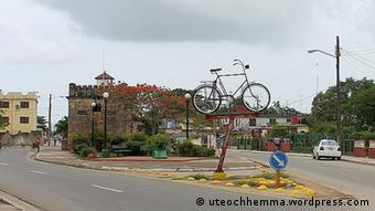 Kuba fährt Rad