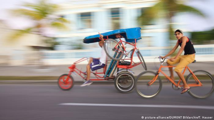 efde2e27742 Bicycle back in vogue in Cuba | DW Travel | DW | 18.10.2017