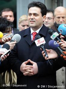 Wahlen in Mazedonien Kandidaten
