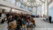Tag der offenen Moschee in Hamburg