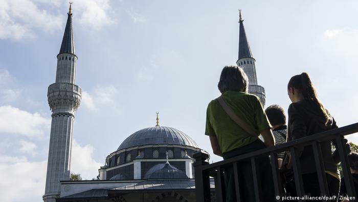 Day of Open Mosques in Berlin