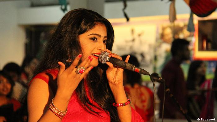 Bangladesh Sängerin Salma